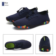 Men Barefoot Quick-Dry Aqua Socks for Beach Swimming Water Shoes