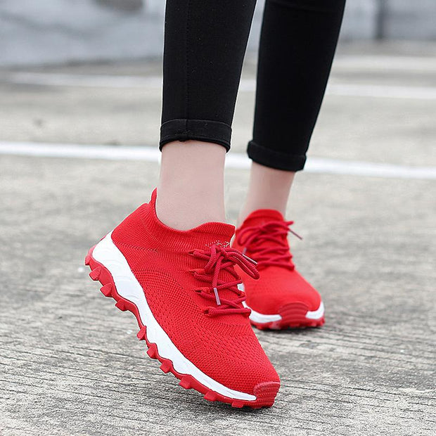 Women's casual fashion comfortable breathable sneakers 130051