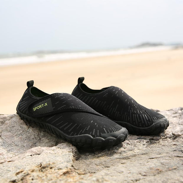 Men's Water Shoes Barefoot Quick-Dry Aqua Socks for Beach Swim Surf Yoga Exercise 129872