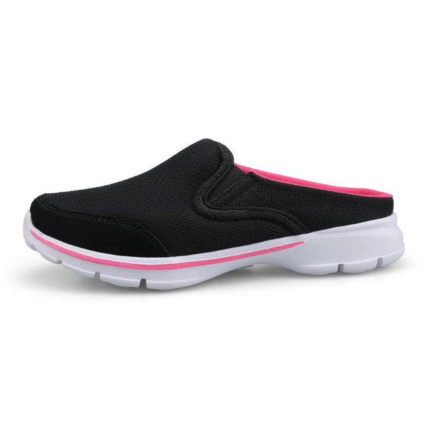 Women's lightweight, stylish and comfortable breathable casual shoes 129808