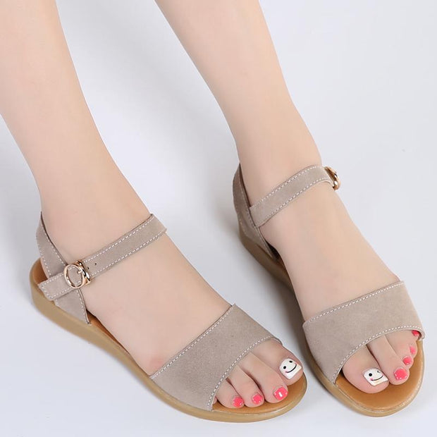Women's fashion casual comfortable soft sandals 130245
