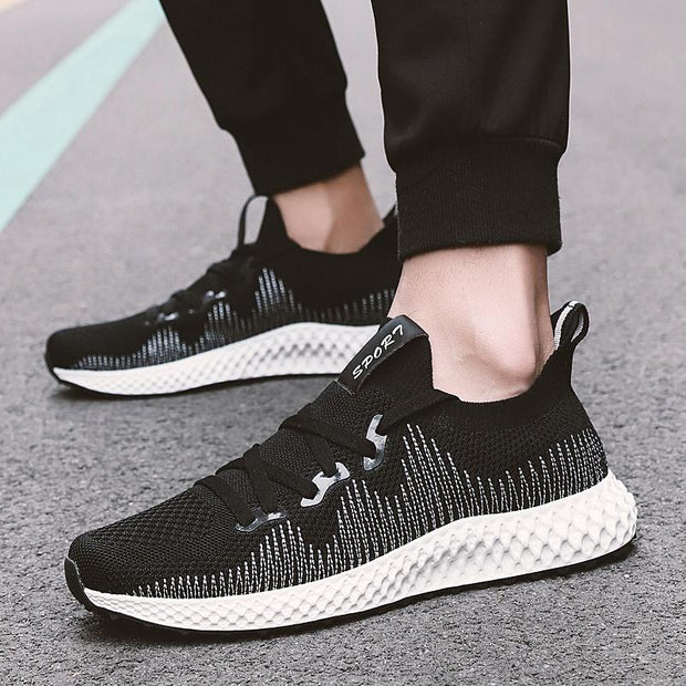 Men's fashion casual comfortable breathable popular sports shoes 129899