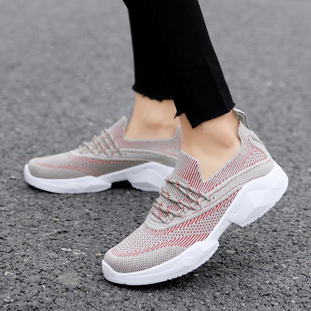 Women Sport Shoes Flats Casual Shoes Summers Running Shoes Big size 35-42 129446