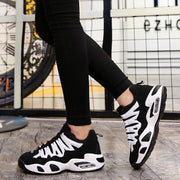 Women's casual fashion breathable and comfortable trend sneakers 130019