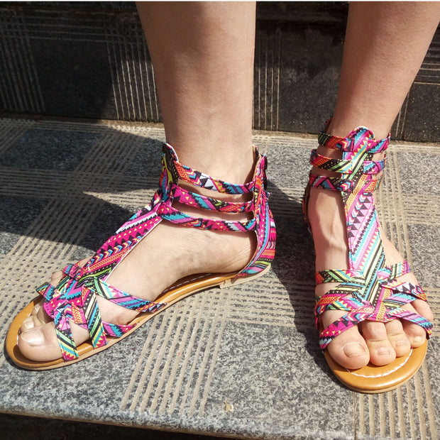 Bohemian women's shoes 131022