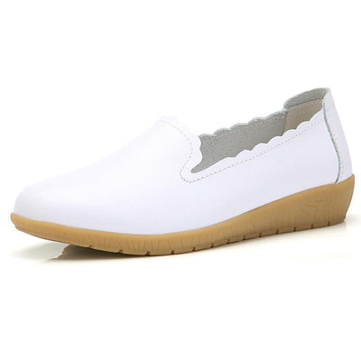 Women's fashion casual comfortable breathable casual shoes flat shoes 130537