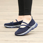 Women Shoes Summer Female Breathable Mesh Cloth Anti-slip Sneakers Female Fashion 131554