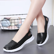 Women's breathable comfortable rocking shoes 129105