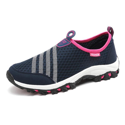 Women's Shoes Summer Lycra Mesh + Rubber Outsole Shoes 134090