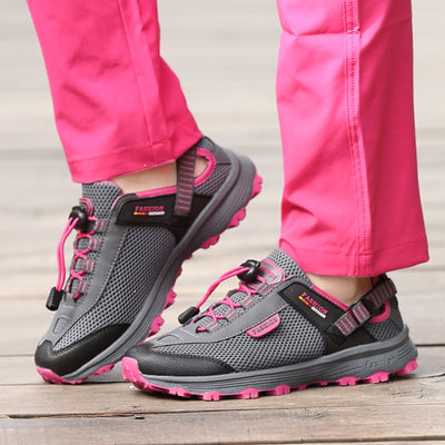women's shoes travel shoes  shoes mesh breathable hiking hiking shoes 133766