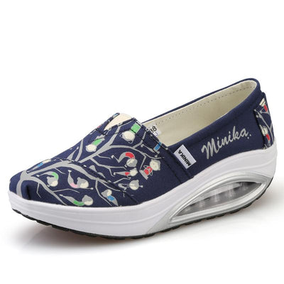 Women's Shoes Casual Air Cushion Rocking Shoes 134067