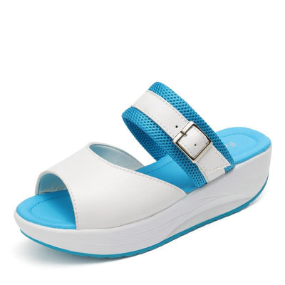 Women's Shoes Summer Casual Breathable Slippers 134068
