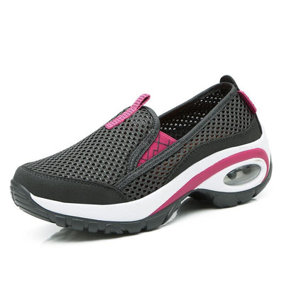 Women's Shoes Outdoor Casual Breathable Rocking Shoes Increased Shoes 134071