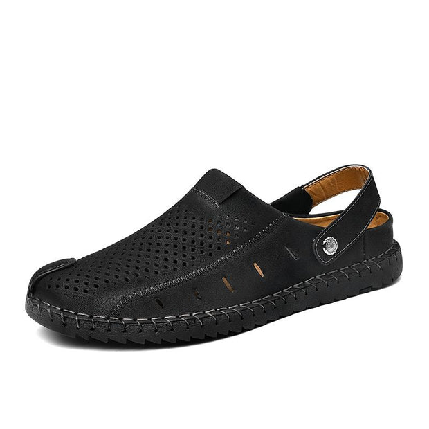 Men's new hole beach sandals