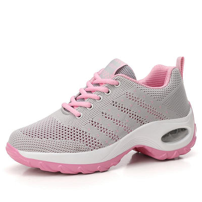Women's Flying Woven Air Cushion Shoes