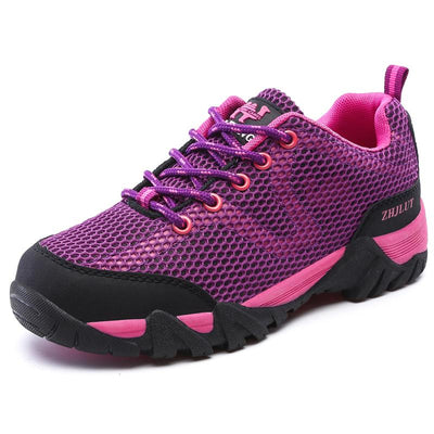 Women's Mesh Outdoor Shoes Hiking Shoes 134112