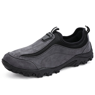 135507 Men's new autumn outdoor men's shoes non-slip hiking shoes men's large size travel walking shoes
