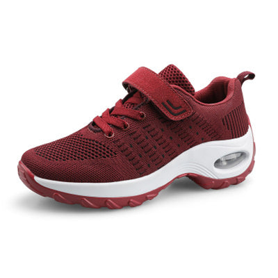 136079 Women's breathable flying sneakers