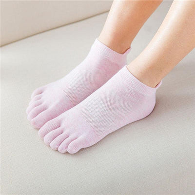 Women Cute Breathable Good Elastic Pop Sports Socks 3 / 6 / 9 Pairs