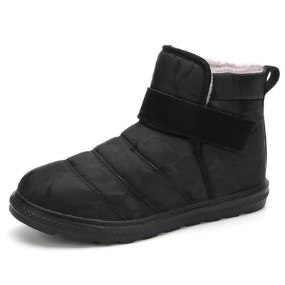 137142 Large Size Non-slip Warm Male Snow Boots
