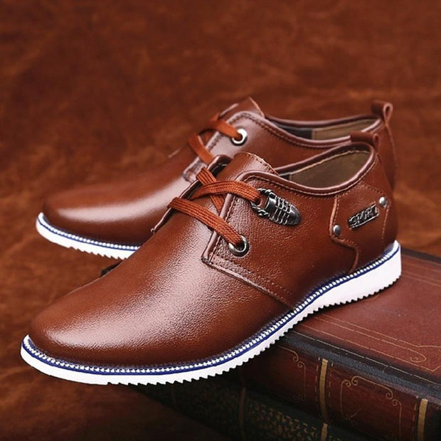Men's Low-Top Casual Shoes Flats