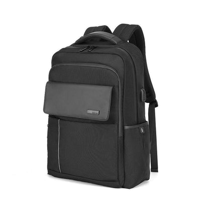 Men's computer large capacity multi-functional business bag