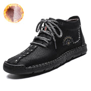 Winter New Warm Snow Boots Men's Casual Shoes Korean Fashion Comfortable Men's Boots Big Size