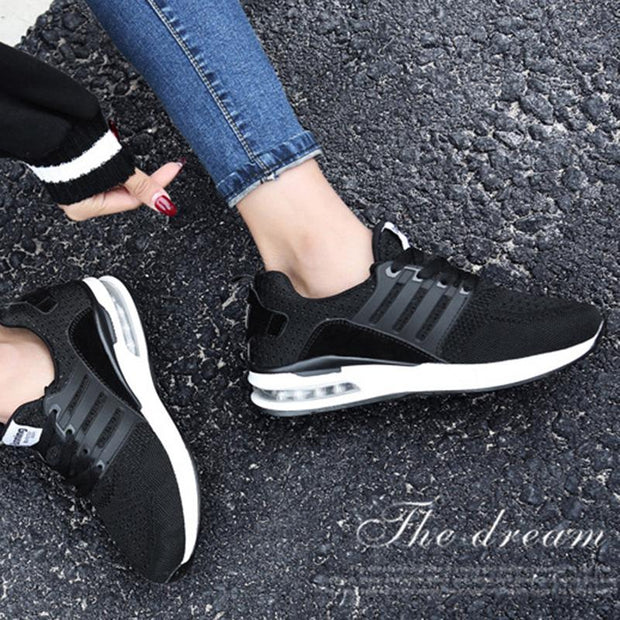 Men's Fashion Trend Couple Models Air Cushion Sports Running Shoes