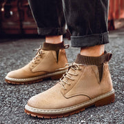 Men's New Fashion Wild Korean Wave Anti-Skid Socks Shoes