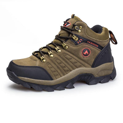 138204 Men camping hiking shoes outdoor large size shoes