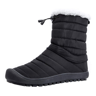 Men's Winter Snow Boots Waterproof Insulated Outdoor Shoes
