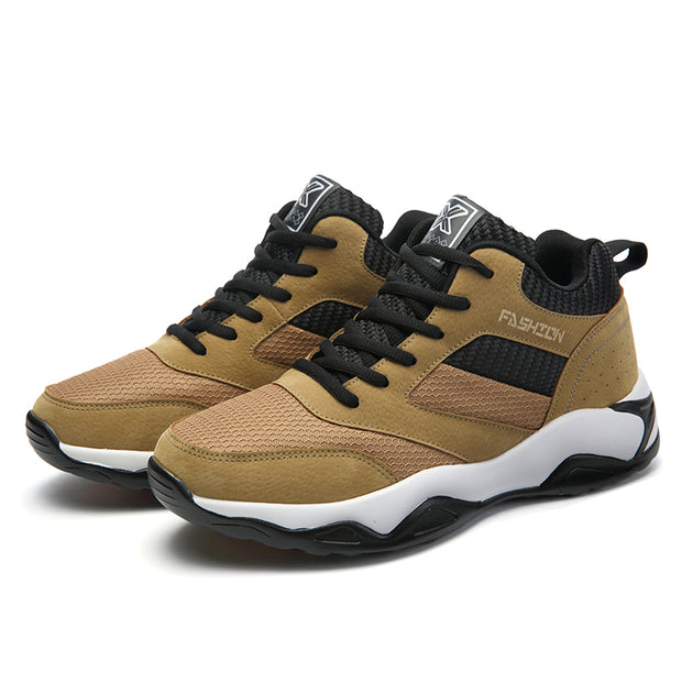 139807-Classic men's sport casual shoes joker hiking shoes