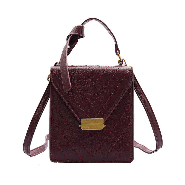 Women's Messenger Bags Box Hangbags