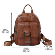 Women's Backpack Vintage Bag