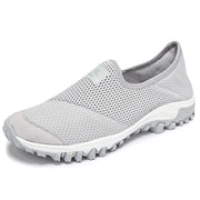 Women's movement leisure shoes breathable mesh hiking shoes