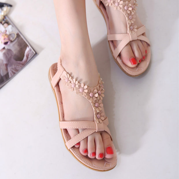Woman Fashion Sandals Summer shoes Women Casual Comfortable Wedges Open Toe Sandals Women's Sandals