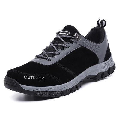 Men's Wear-Resistant Non-Slip Outdoor Hiking Shoes