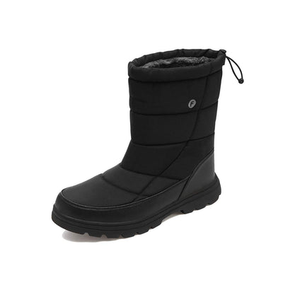 138182  Men's long sirloin skid booty cushioning lightweight outdoor snow boots