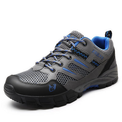 139214 Women's wear-resistant mesh breathable hiking shoes