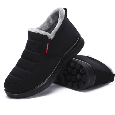 Men's Winter Snow Warm Non-slip Comfortable Cotton Boots