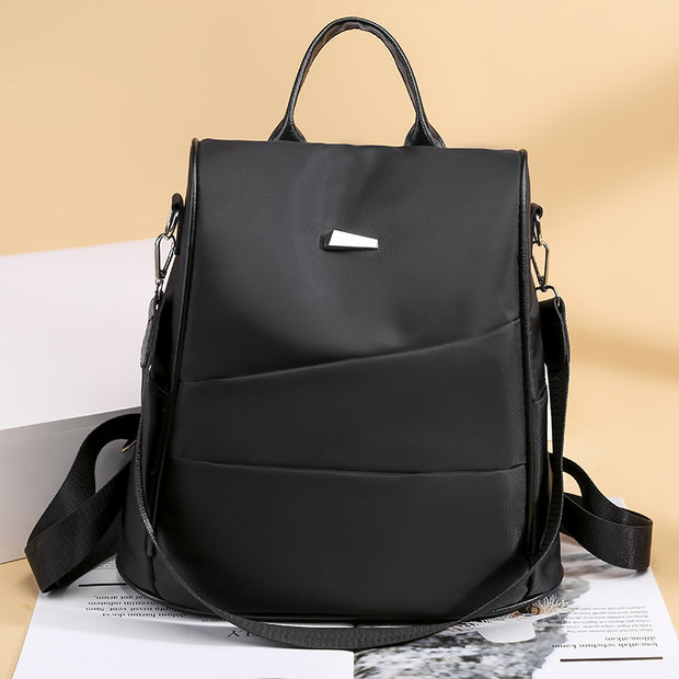 Women's backpack female new multifunctional anti-theft bag Oxford cloth waterproof ladies travel backpack