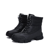 Women's  snow boots winter new  plus velvet high-top snow boots non-slip warm boots large size