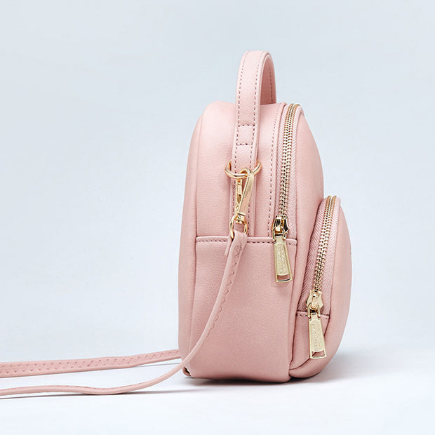 Women's ladies backpack multifunctional small backpack fashion ladies bags
