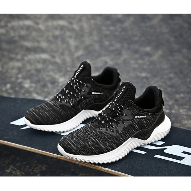 Men's shoes breathable lightweight wild sports casual running shoes