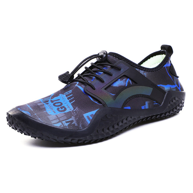 Man outdoor five-finger diving shoessnorkeling beach wading shoes