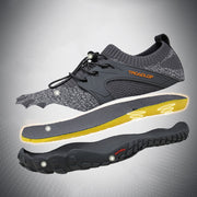Man's  snorkeling shoes light breathable wading shoes  five-finger shoes