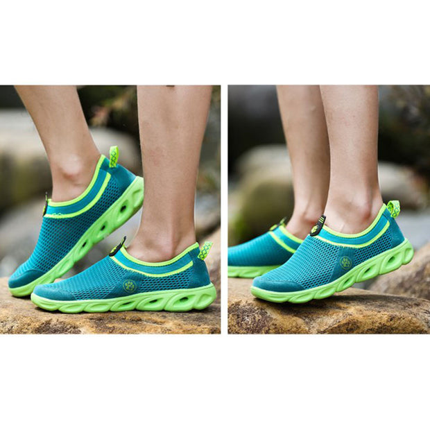 Men's sports casual shoes lightweight running shoes outdoor sneakers