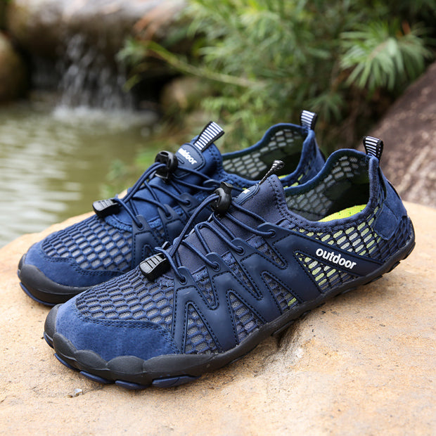 Men's ultra lightswimming shoes beach shoes river shoes quick-drying shoes
