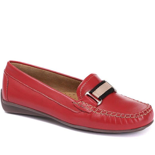Women's Leather Casual Loafer