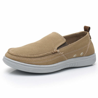 Men's  Canvas Wearable Casual Flat Shoes